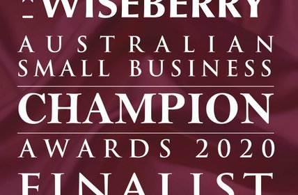 """So very proud to be selected as finalist in the Australia Small Business Champions awards again this year! What a team!! \ud83d\ude0a"""