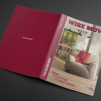"""The latest issue of Wise Move is out now! Visit: www.wiseberry.com.au\/wisemove"""