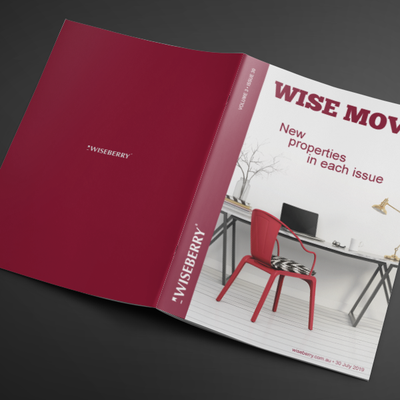 """""""The latest issue of Wise Move is out now! \ud83d\ude0dVisit: www.wiseberry.com.au\/wisemove"""""""