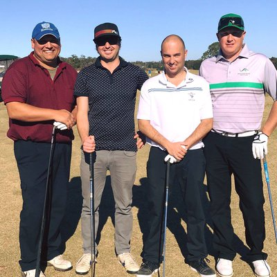 """""""Wiseberry Heritage supporting the \u201cAct for Kids\u201d Golf Day today along with our other Wiseberry friends at Lynwood Golf Club."""""""