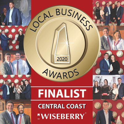 """Proud to be nominated as a finalist for the Local Business Awards 2020! Big thank you to everyone who voted for us, we are so grateful for all the sup"""