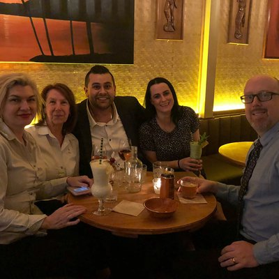 """""""Great team, great food & great drinks. All in all a great night out!"""""""