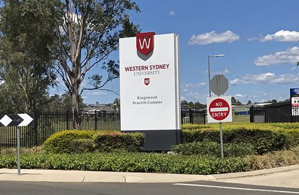 """""""Kingswood is not only home to the Western Sydney University: Kingswood Campus but also to 6 other prestigious schools including St Dominic's College a"""""""