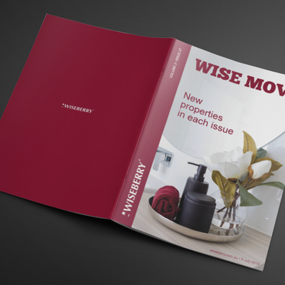 """The latest issue of Wise Move is out now! \ud83d\udc95\ud83c\udfe0 Visit: www.wiseberry.com.au\/wisemove"""