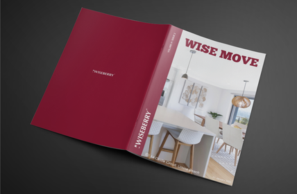 """""""The latest issue of Wise Move is out now! \ud83c\udfe0\ud83d\udc95Visit:\u00a0wiseberry.com.au\/wisemove"""""""