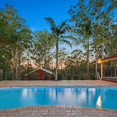 """Welcome to 227 Currans Road, Cooranbong<br \/>A truly remarkable family home set on 1.2 acres of pristine land."""