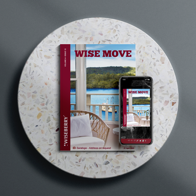 """This week's issue of Wise Move is out now! \ud83c\udfe1\u2728 Visit: wiseberry.com.au\/wisemove"""
