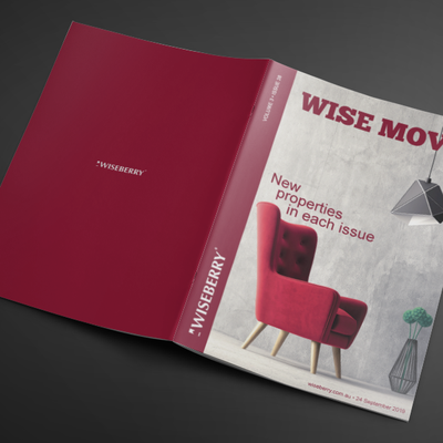"""The latest issue of Wise Move is out now! \u2728Visit: www.wiseberry.com.au\/wisemove"""