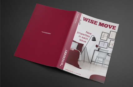 """This week's issue of Wise Move is out now! Visit: wiseberry.com.au\/wisemove"""