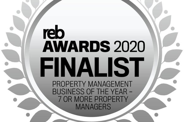 Property Management Business of the Year FINALISTS! Amazing recognition for this hardworking bunch 🙌🏼❤️