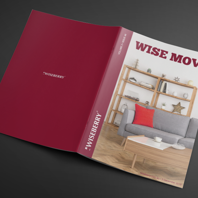 """The latest issue of Wise Move is out now! \ud83c\udfe0\ud83d\udc95 Visit:\u00a0wiseberry.com.au\/wisemove"""