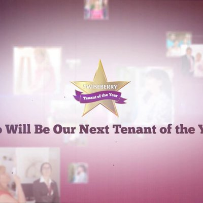 """IT'S BACK! The hunt to find our very best tenant is on. 2017 was such a huge success - tenants love it, landlords love it and we love it! Find out mor"""