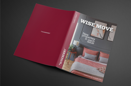 """""""Our second issue of the year is out now. Check out what's on in your area today at: wiseberry.com.au\/wisemove"""""""