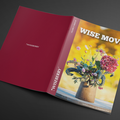"""""""This week's issue of Wise Move is out now!<br \/>Find your dream property at: http:\/\/wiseberry.com.au\/wisemove"""""""