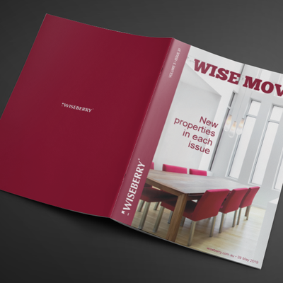 """""""The latest issue of Wise Move is out now! Your one stop shop to finding your dream home, next investment or learn about new developments happening in """""""