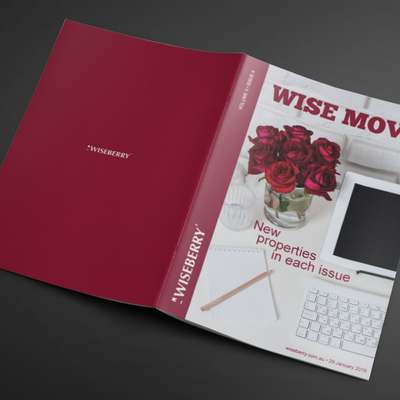 """Find your dream home in this week's issue of Wise Move, out now! \ud83c\udfe1<br \/>Visit: www.wiseberry.com.au\/wisemove"""