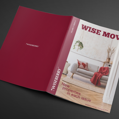 """""""Don't miss the latest issue of Wise Move, out now! \ud83c\udfe1Visit: www.wiseberry.com.au\/wisemove"""""""