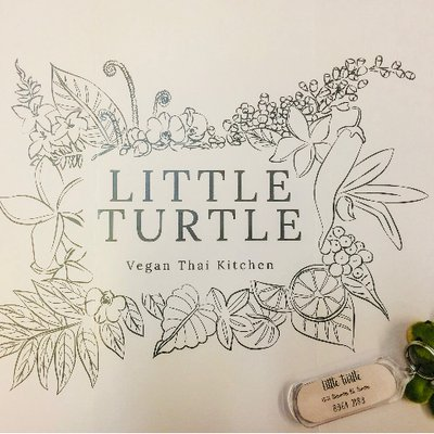 """""""Little Turtle a unique Vegan Thai Restaurant is opening its doors tomorrow. It\u2019s hosting a fundraising event tomorrow (Sunday 20th May), where all f"""""""
