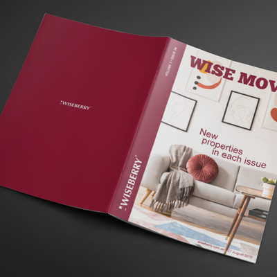 """The latest issue of Wise Move is out now! \ud83c\udfe0\u2728Visit: www.wiseberry.com.au\/wisemove"""