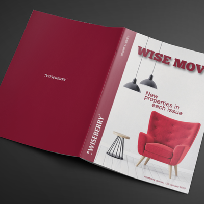 """""""The third issue of Wise Move is out now. Check out what's on in your area today at: http:\/\/wiseberry.com.au\/wisemove"""""""
