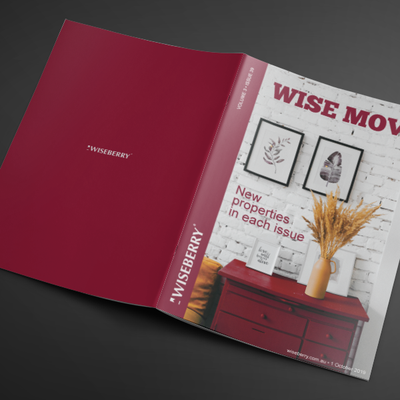 """The latest issue of Wise Move is out now! \ud83c\udfe0\ud83d\udc95Visit: www.wiseberry.com.au\/wisemove"""