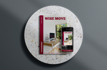 """The latest issue of Wise Move is out now! \ud83c\udfe0\ud83d\udc95Visit:\u00a0wiseberry.com.au\/wisemove"""