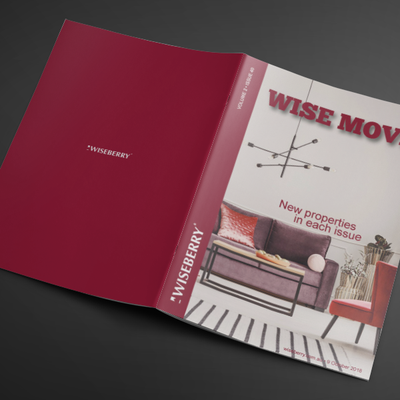"""""""This week's issue of Wise Move is out now!<br \/>Find your dream property today at: http:\/\/wiseberry.com.au\/wisemove"""""""