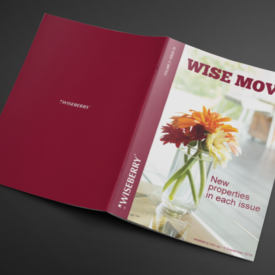 """Dreaming of a new home or investment this spring? Find one in the latest issue of Wise Move, out now! Visit: www.wiseberry.com.au\/wisemove"""