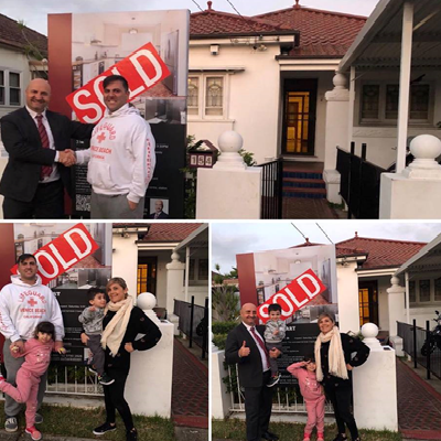 SOLD! Big Thank you to Robert and the Wiseberry team