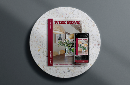 """""""The latest issue of Wise Move is out now! \ud83c\udfe0\ud83d\udc95<br \/>Visit: wiseberry.com.au\/wisemove"""""""