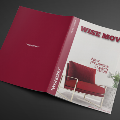 """Find your dream home today in the latest issue of Wise Move out now at wiseberry.com.au\/wisemove"""