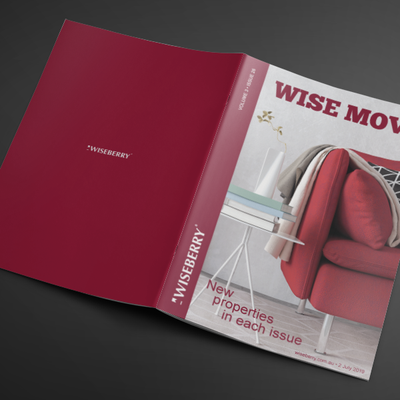 """The latest issue of Wise Move is out now! \ud83c\udfe1\u2728Visit: www.wiseberry.com.au\/wisemove"""
