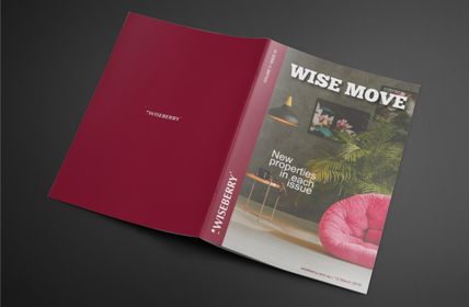 """""""Find your dream home in the latest issue of Wise Move out now: wiseberry.com.au\/wisemove \ud83c\udfe1\u2728"""""""