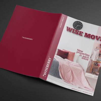 """""""Find your dream property today in this week's issue of Wise Move: http:\/\/wiseberry.com.au\/wisemove"""""""