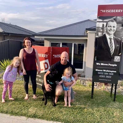 """SOLD! A fantastic result for the Harden family, off to sunny Queensland they go! Dream destination on your mind? Let us help you get there."""