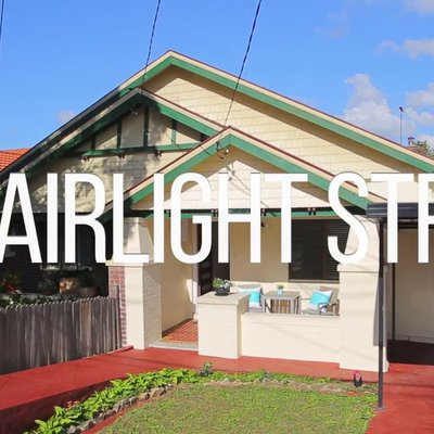 """JUST LISTED - AUCTION<br \/>Luke Wilson & Richard Martinesi presents<br \/>45 Fairlight street, Five Dock"""
