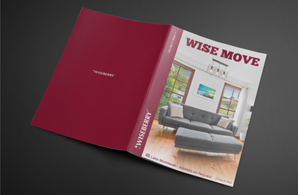"""""""This week's issue of Wise Move is out now! \ud83c\udfe1\u2728 Visit: wiseberry.com.au\/wisemove"""""""