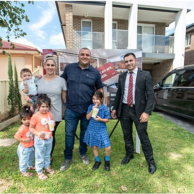 Excited Buyers - Prestons