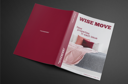 """This week's issue of Wise Move is out now! \ud83c\udfe0Visit: wiseberry.com.au\/wisemove"""