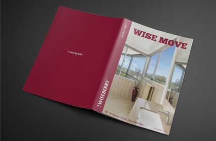 """""""Thinking about making a move in 2020? Find your dream home in the latest issue of Wise Move, out now! \ud83c\udfe1\u2728Visit: wiseberry.com.au\/wisemove"""""""