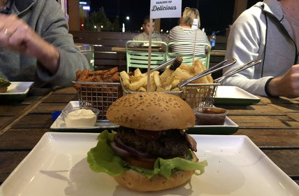 """With almost 5 stars on google, Burger Urge is the place to go for delicious burgers and great service! Only 3 stores in NSW and open 7 days a week."""