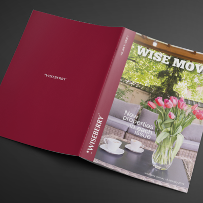 """Volume 3 of Wise Move is out now. Look for your dream home in our first issue of 2019 at: http:\/\/wiseberry.com.au\/wisemove"""