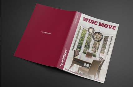 """The latest issue of Wise Move is out now! \ud83c\udfe0\ud83d\udc95 Visit: wiseberry.com.au\/wisemove"""