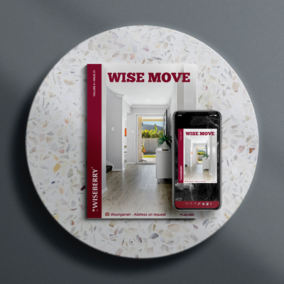 """The latest issue of Wise Move is out now! \ud83c\udfe1\u2728 Visit: wiseberry.com.au\/wisemove"""