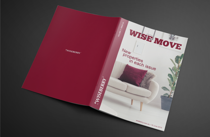 """Searching for a new home to warm up in this winter? Look no further than the latest issue of Wise Move, out now! Visit: www.wiseberry.com.au\/wisemove"""