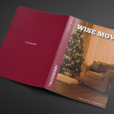 """Don't wait this festive season, find your dream home today in the latest issue of Wise Move at: http:\/\/wiseberry.com.au\/wisemove"""