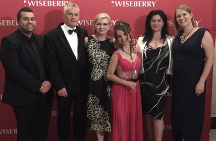 """With over 700 entries, we are pleased to be finalists in four categories at this year\u2019s Wiseberry Awards night. To receive recognition from your pee"""