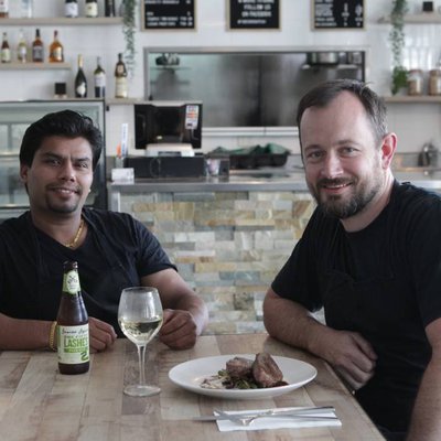 """Premium chefs Krishna and Aron have opened a new establishment in Oran Park - The Grid Cafe and Restaurant! Using local produce, local suppliers and m"""