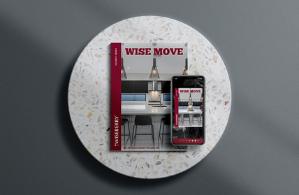 """""""The latest issue of Wise Move is out now! \ud83c\udfe0\ud83d\udc95 Visit: wiseberry.com.au\/wisemove"""""""