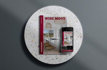 """""""The latest issue of Wise Move is out now! \ud83c\udfe0\ud83d\udc95<br \/><br \/>Visit: wiseberry.com.au\/wisemove"""""""